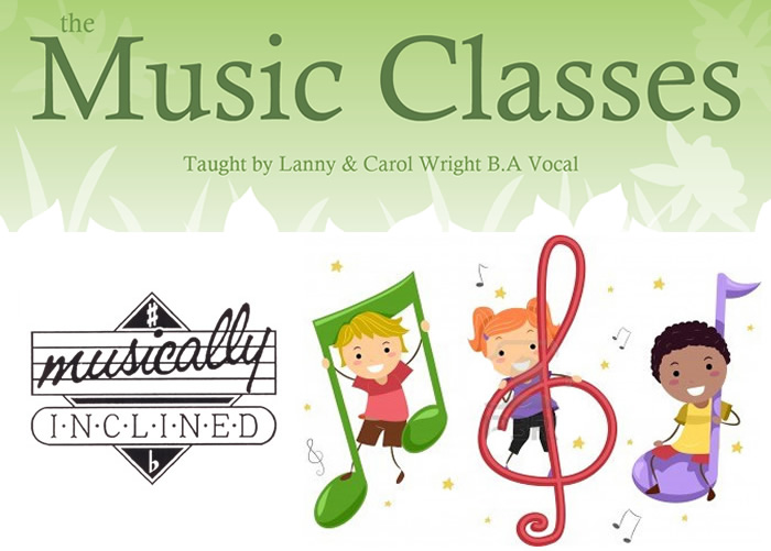 Musically Inclinded Classes